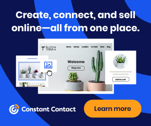 Constant Contact banner